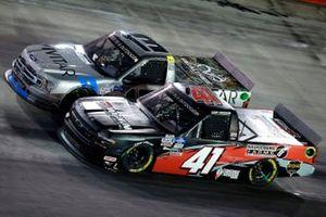 Cody Erickson, Cram Enterprises, Chevrolet Silverado Magnum Contracting Inc, Johnny Sauter, ThorSport Racing, Ford F-150 Vivitar