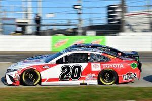 Erik Jones, Joe Gibbs Racing, Toyota Camry Toyota Camry