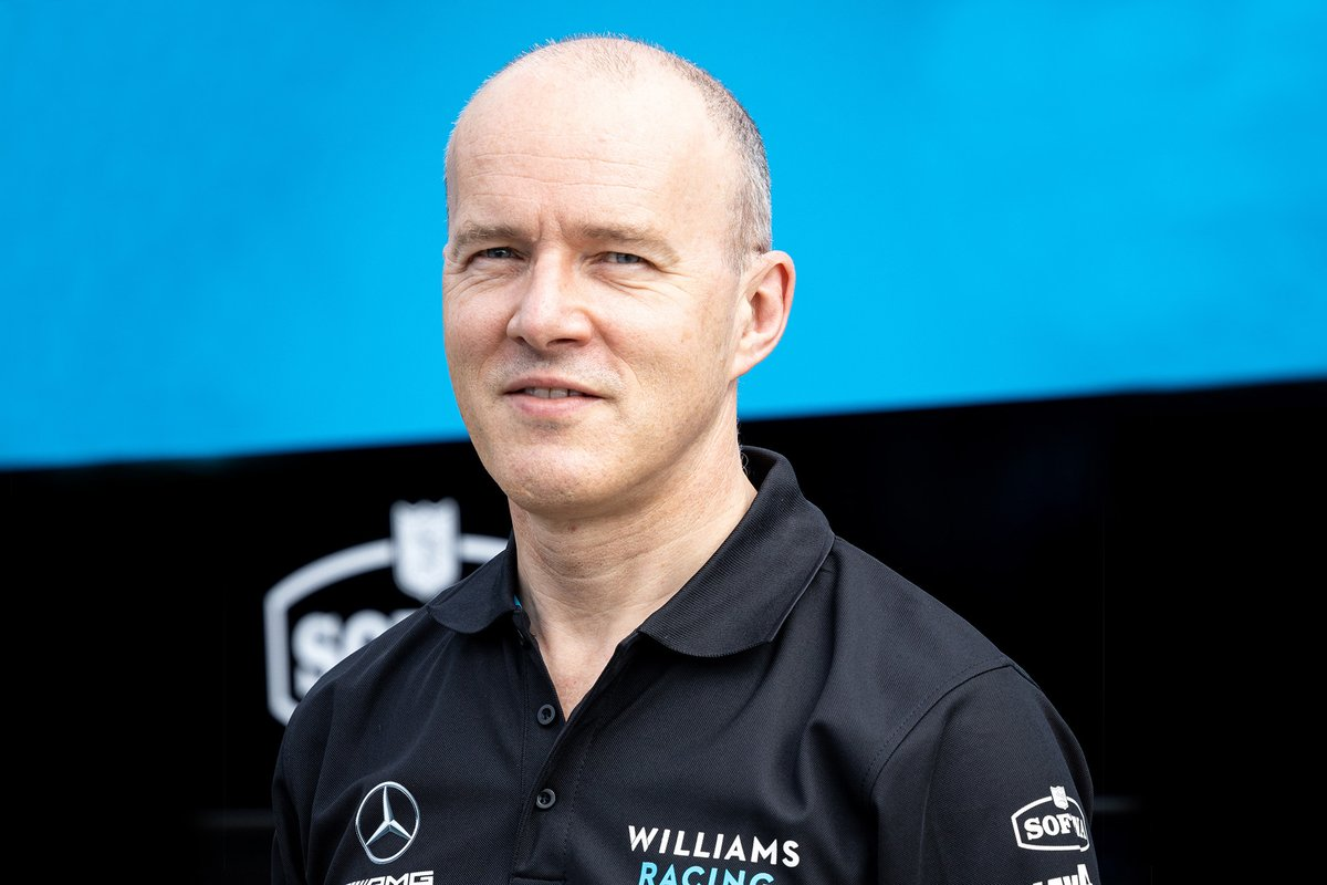 Simon Roberts, Director General de Williams Racing F1