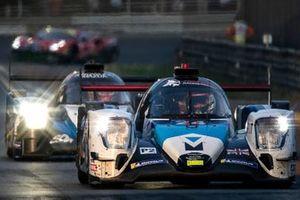 #24 Nielsen Racing Oreca 07 - Gibson: Garret Grist, Alex Kapadia, Anthony Wells