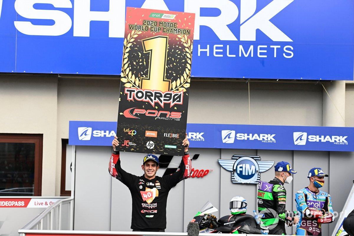 Campeón Jordi Torres, Pons Racing 40