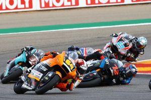 Marco Bezzecchi, Sky Racing Team VR46 crash
