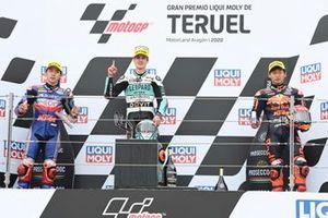 Ayumu Sasaki, Tech 3, Jaume Masia, Leopard Racing, Kaito Toba, Red Bull KTM Ajo