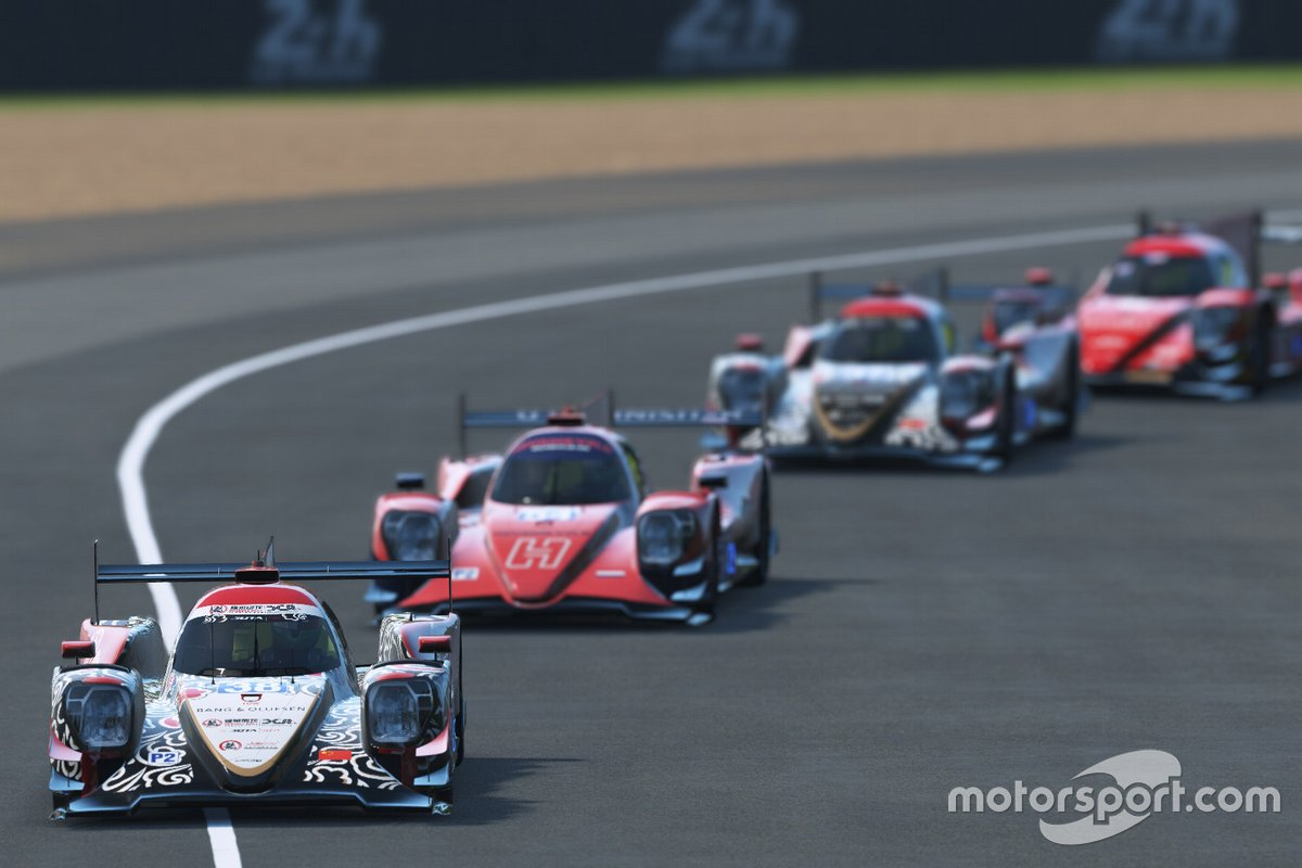 Captura de pantalla Le Mans virtual