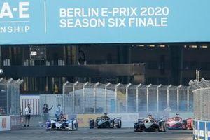 Partenza con Maximilian Gunther, BMW I Andretti Motorsports, BMW iFE.20