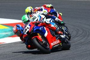 Leon Haslam, Team HRC, Eugene Laverty, BMW Motorrad WorldSBK Team, Alvaro Bautista, Team HRC