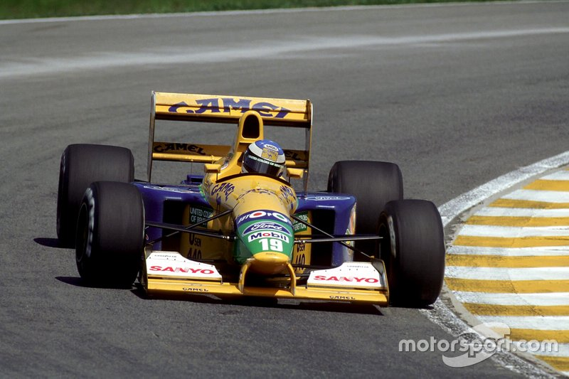 Michael Schumacher, Benetton B191B Ford