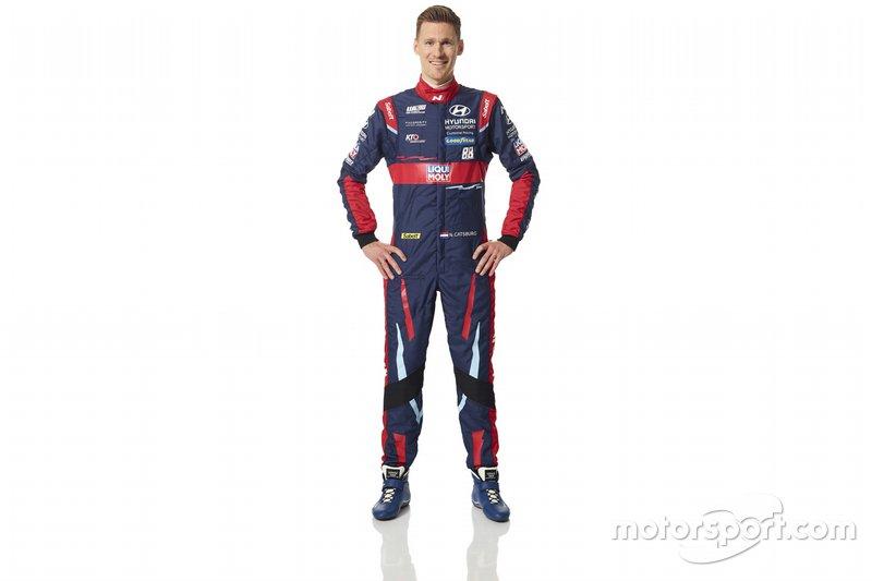 Nicky Catsburg, Engstler Hyundai N Liqui Moly Racing Team, Hyundai i30 N TCR