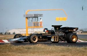 Emerson Fittipaldi, Lotus 72D Ford, GP d'Argentina del 1972