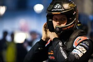 Отт Тянак, Hyundai Motorsport