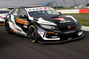 Dan Cammish, Halfords Yuasa Racing Honda Civic Type R
