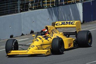 Johnny Herbert, Lotus 102 Lamborghini