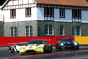 #98 Aston Martin Racing Aston Martin Vantage AMR: Paul Dalla Lana, Mathias Lauda, Ross Gunn