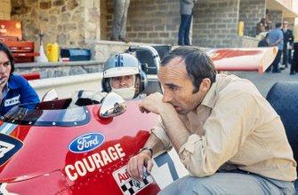 Piers Courage met Frank Williams
