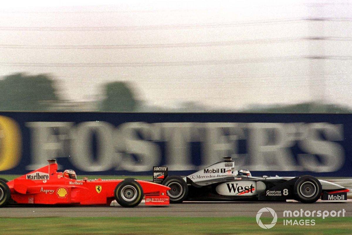 Сезон 1998 года проходил в Формуле 1 под знаком противостояния Ferrari и McLaren