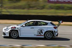 Jakob Mathiassen, Insight Racing, Alfa Romeo Giulietta TCR