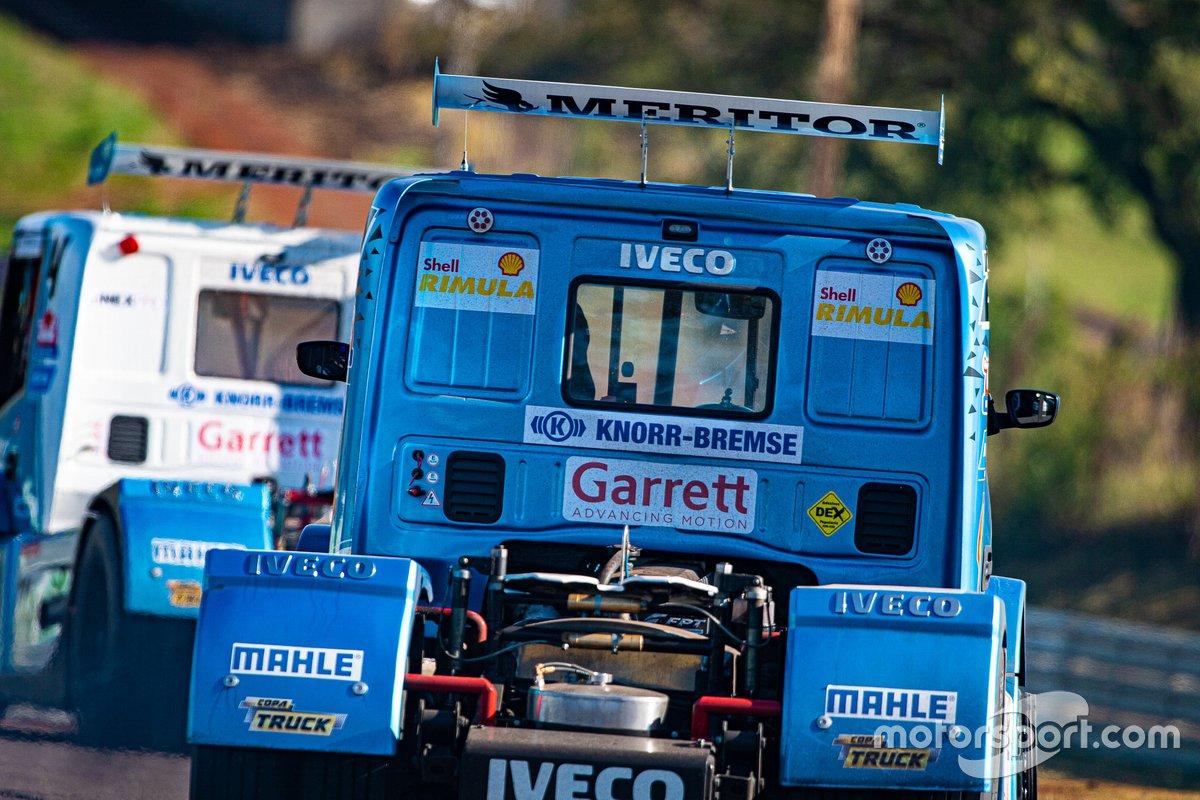 Djalma Pivetta é patrocinado pela Shell na Copa Truck