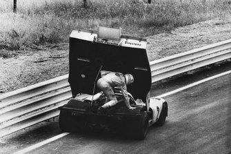 Derek Bell, Richard Attwood, Porsche 917K