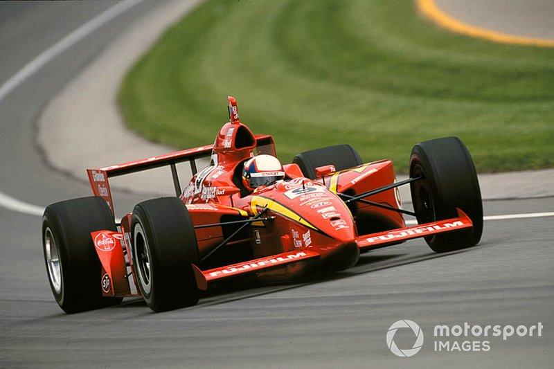 Juan Montoya, Chip Ganassi Racing