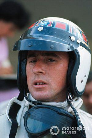 Jackie Stewart, BRM