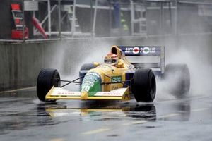 Nelson Piquet, Benetton B190B Ford