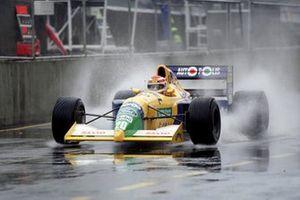 Nelson Piquet, Benetton B190B