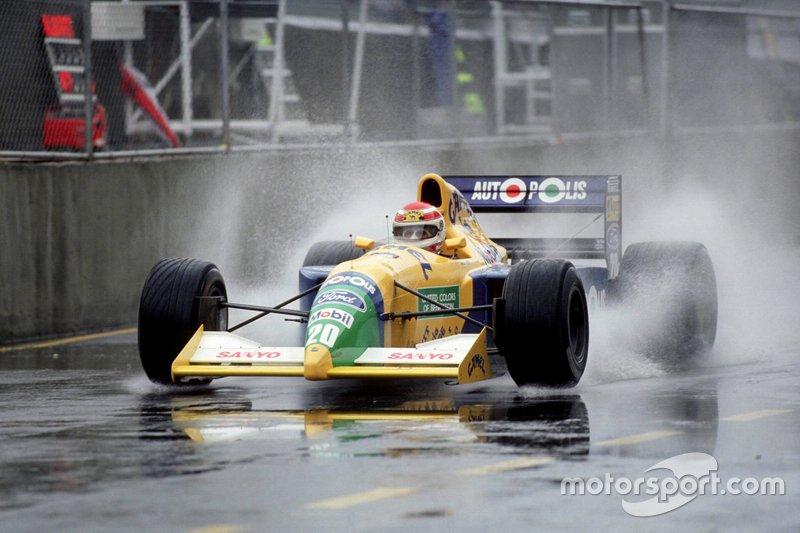 1991 - Benetton B190B