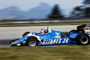 Raul Boesel, Ligier JS21 Ford