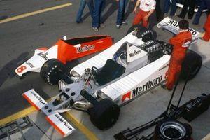 Patrick Tambay, McLaren M29 Ford