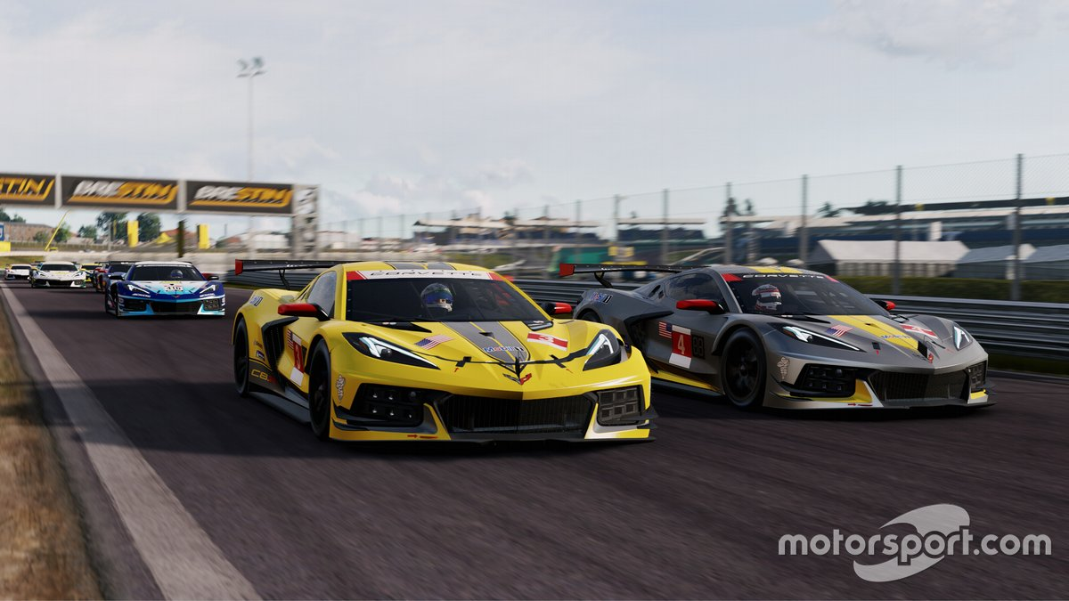 Capture d'écran de Project CARS 3