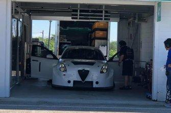 GO&Fun Squadra Corse, Alfa Romeo Giulietta Veloce TCR