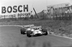 Pedro Rodriguez, BRM P153, Jackie Oliver, BRM P153
