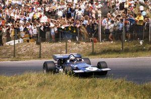 Jackie Stewart, Tyrrell Racing Organisation March 701