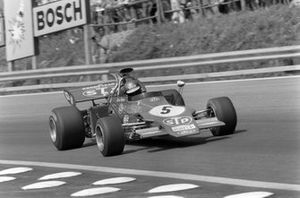 Ronnie Peterson, March 721G Ford
