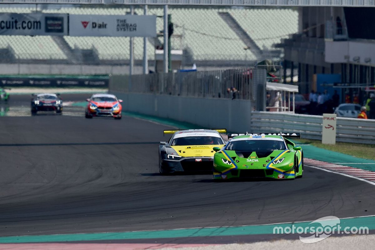 Yuki Nemoto, Tuoma Tujula, Vincenzo Sospiri Racing, LAMBORGHINI HURACAN GT3