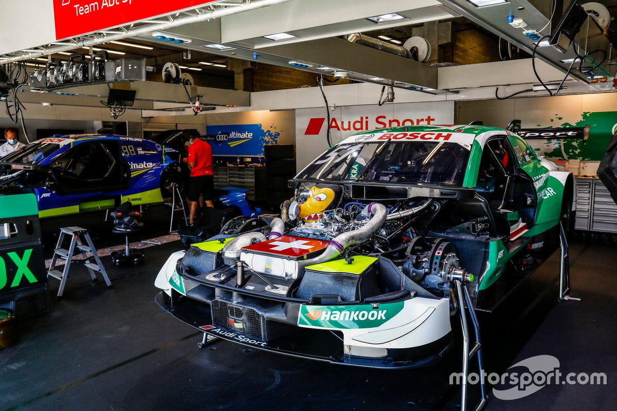 L'auto di Nico Müller, Audi Sport Team Abt Sportsline, Audi RS 5 DTM