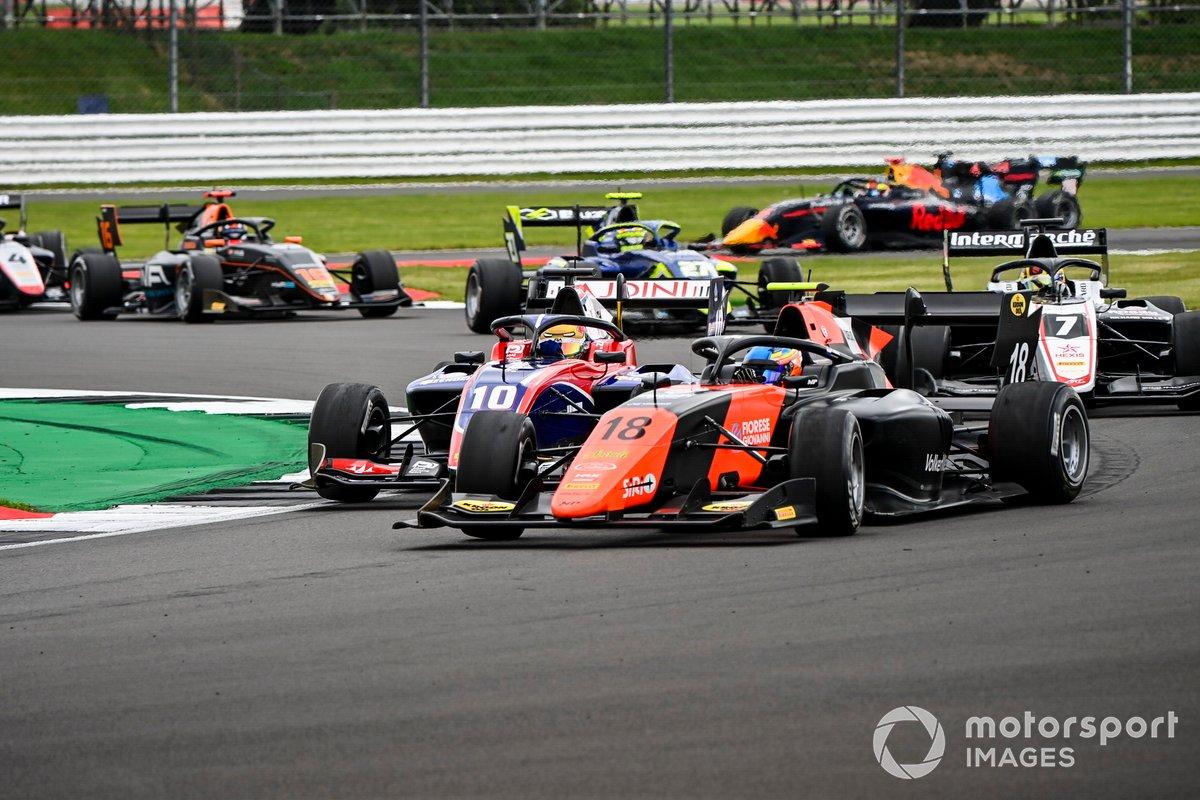 Lirim Zendeli, Trident e Bent Viscaal, MP Motorsport