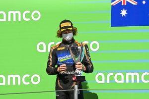 Alexander Peroni, Campos Racing sul podio