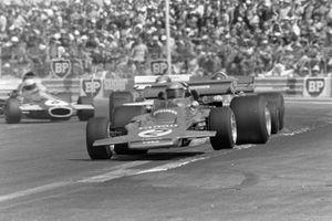 Reine Wisell, Lotus 72C Ford, GP di Francia del 1971