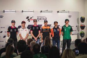 Tony Arbolinio, Ai Ogura, Filip Salac, Jorge Navarro, Jorge Matin, Remy Gardner