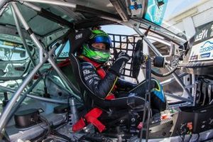 Jay Hanson, Ashley Seward Motorsport, Alfa Romeo Giulietta Veloce TCR