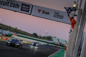 1. #32 Belgian Audi Club Team WRT Audi R8 LMS GT3: Charles Weerts, Dries Vanthoor