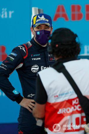 Robin Frijns, Envision Virgin Racing, Audi e-tron FE06, secondo posto