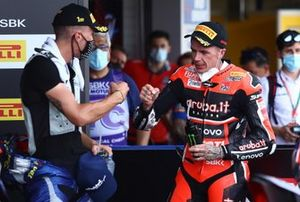 Scott Redding, Aruba.it Racing Ducati, Jorge Viegas, presidente FIM