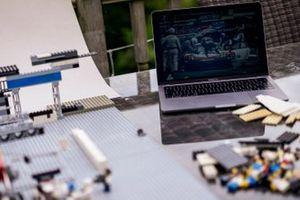 Making of Porsche Lego