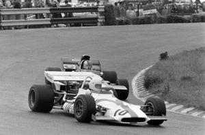 Howden Ganley, BRM P160, Francois Cevert, Tyrrell 002 Ford