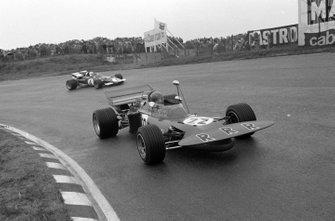 Skip Barber, Mason, March 711, Mario Andretti, Ferrari 312B2