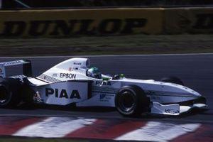 Tora Takagi, Nakajima Racing