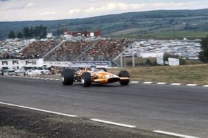 Peter Gethin, McLaren M14A-Ford