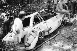 Kari Jaaskelainen, Pentti Lavikainen, Toyota Corolla GT